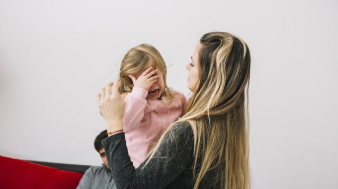 Jangan Dimarahi, Ini Cara Jitu Hadapi Mood Anak yang Sering Naik Turun