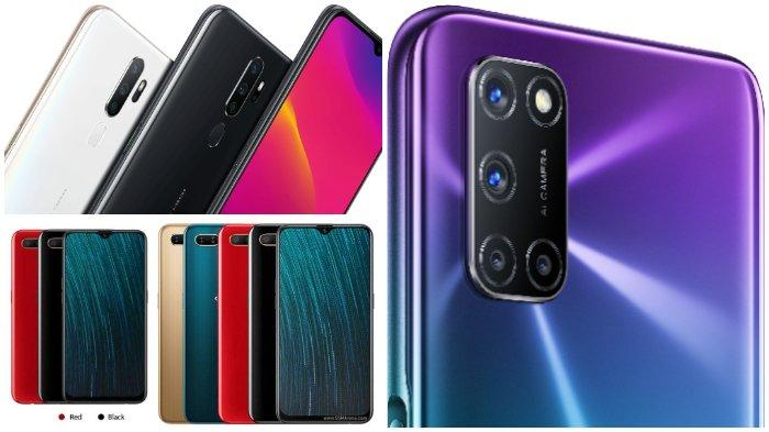 Daftar Harga HP Oppo Juni 2020: Oppo A92, Oppo Find X2, Oppo A31, Oppo Reno3, hingga Oppo A52