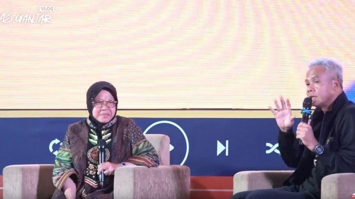 Faktor Ganjar, Risma dan Kaderisasi Internal Membuat Survei PDIP Naik, PAN Dikhawatirkan Menurun