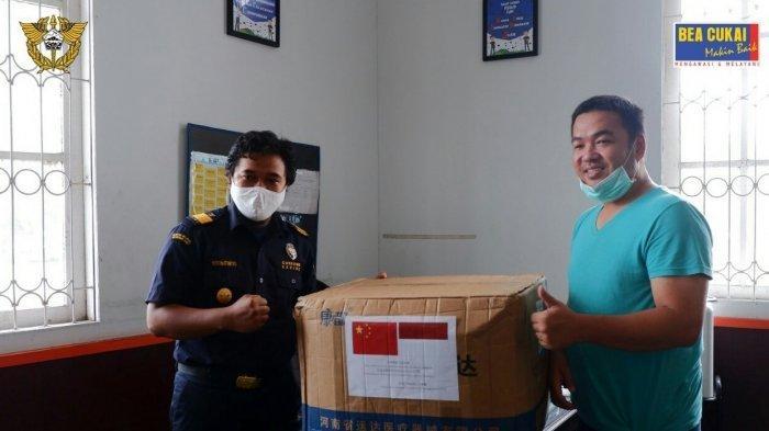Fasilitas Pembebasan Bea Masuk dan PDRI dari Bea Cukai Permudah Penanganan Covid-19 di Dua Kota Ini