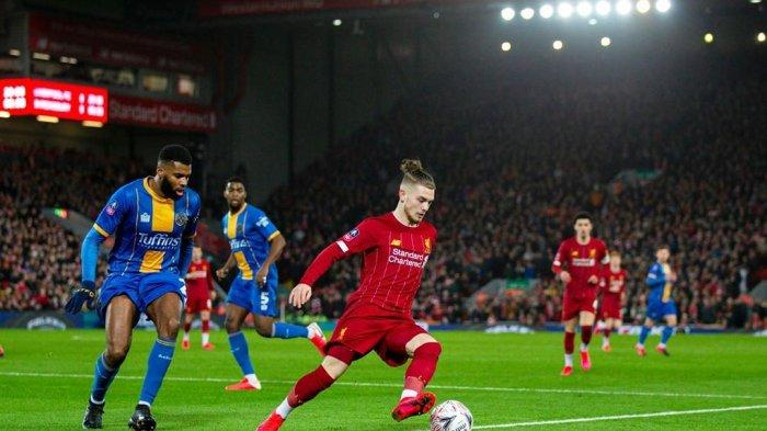 Harvey Elliott, Calon Pemain Bintang Masa Depan Liverpool