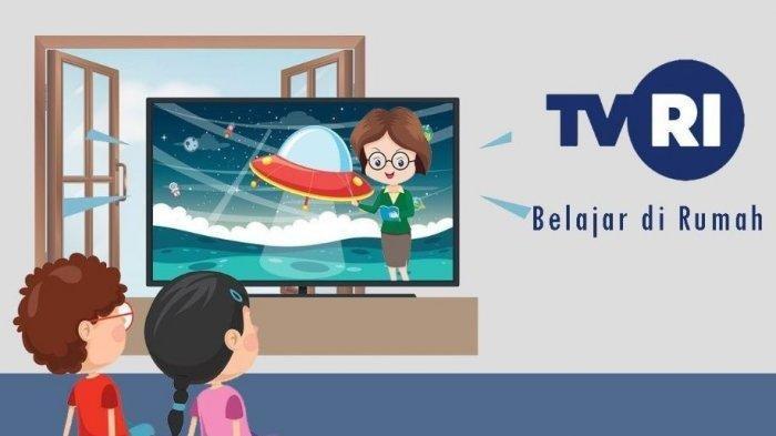Jadwal TVRI Belajar dari Rumah PAUD, Rabu 20 Mei 2020, Jalan Sesama: Klub Membaca Tantan