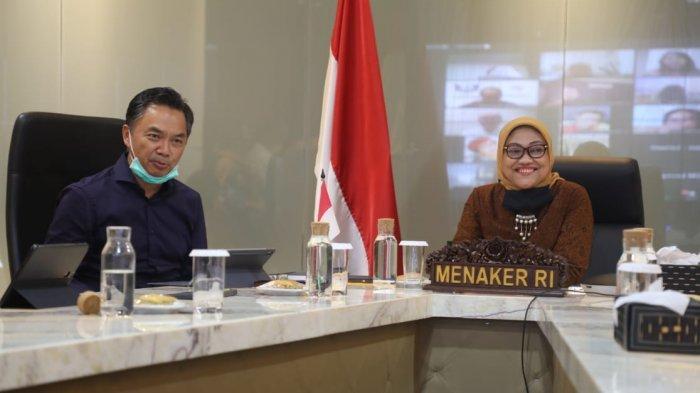 Kemnaker-Diaspora Indonesia Galang Donasi Bagi Pekerja Terdampak Covid-19
