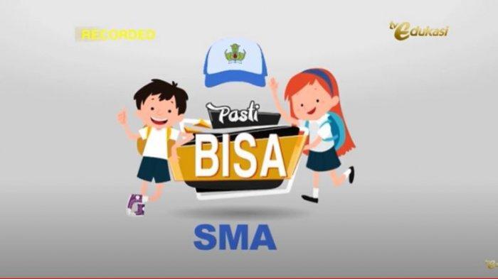 Link Live Streaming TVRI Belajar dari Rumah SMA, Kamis 4 Juni 2020: Persamaan Eksponensial