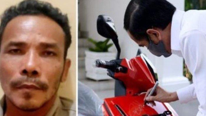M Nuh Takut Saat Menang Lelang Motor Listrik Jokowi, Sembunyikan HP di Tempat Ini Agar Tak Dilacak