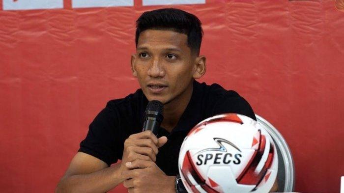 Muhammad Ichsan Kenang Laga vs Madura United sebagai Laga yang Tak Terlupakan