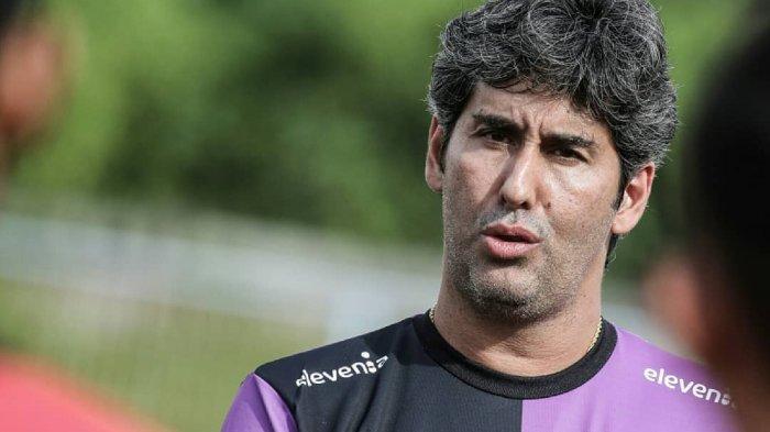 Pelatih Bali United Sikapi Penundaan Piala AFC 2020, Teco: Semua Keputusan Saya Respect