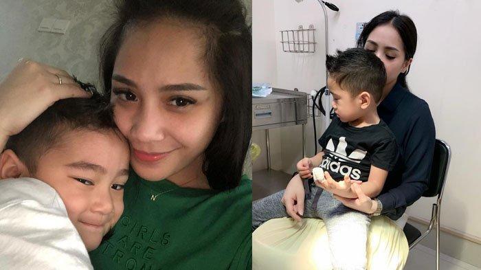 Rafathar Ngambek Jelang Hari Ulang Tahun, Cara Nagita Slavina Bujuk Anaknya Minta Maaf Jadi Sorotan