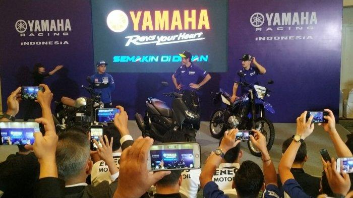 Sah, All New Nmax 155 Connected/ABS Dijual Rp 33.750.000 OTR Jakarta