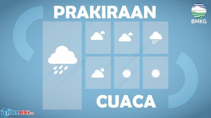 16 Kota Cerah Berawan di Pagi Hari Prakiraan Cuaca BMKG 33 Kota Besar Indonesia Rabu 5 Agustus 2020