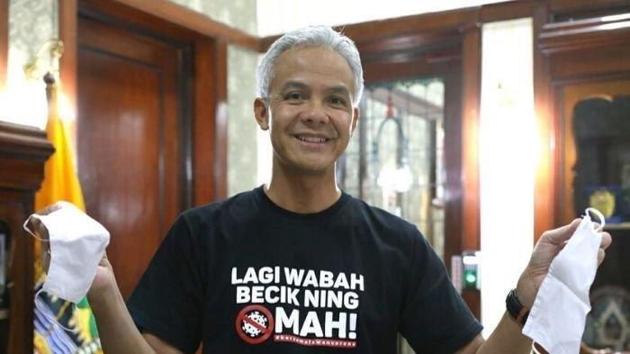 Ada yang Gerah Jagoannya Kelihatan Gak Bisa Kerja Jawa Tengah Jadi Provinsi Terbaik Yunarto Wijaya