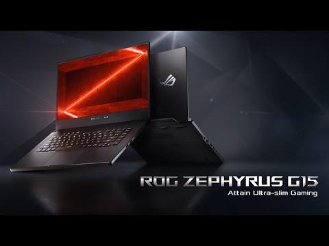 Spesifikasi Canggih ASUS ROG G15, Laptop Gaming Ringkas Harga Terjangkau