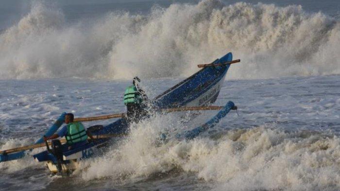 Gelombang Tinggi Capai 6 M di Sejumlah Perairan Indonesia Peringatan Dini BMKG Minggu 19 Juli 2020