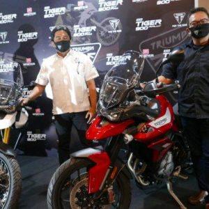 Harga dari dari Rp 390 Jutaan Lima Motor Terbaru Triumph Menggebrak Pasar Indonesia
