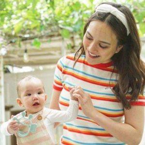 Ini Tanggapan Psikolog Shandy Aulia Alami Mom Shaming setelah Beri MPASI pada Anak di umur 4 Bulan