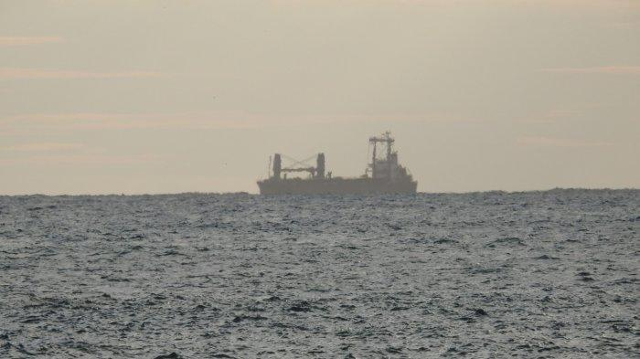 Kapal Berbendera Hong Kong Bersama 22 ABK Asing Ditahan di Merak Banten Tak Kantongi Izin Berlayar