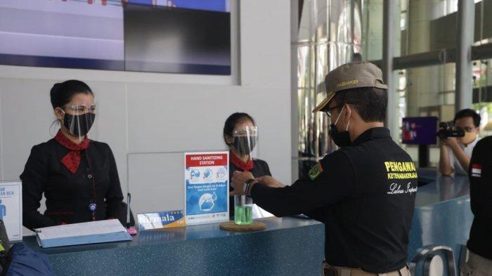 Kemnaker Inspeksi Perusahaan Perbankan Pastikan Penerapan Protokol Kesehatan