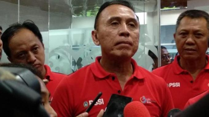 Ketum PSSI Cermati Agenda Timnas Indonesia Liga 1 & Liga 2 Resmi Berlanjut BREAKING NEWS