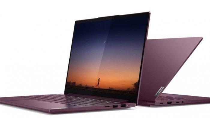Lenovo Yoga Slim 7 Meluncur dengan harga Rp 13 Jutaan Sasar Pebisnis