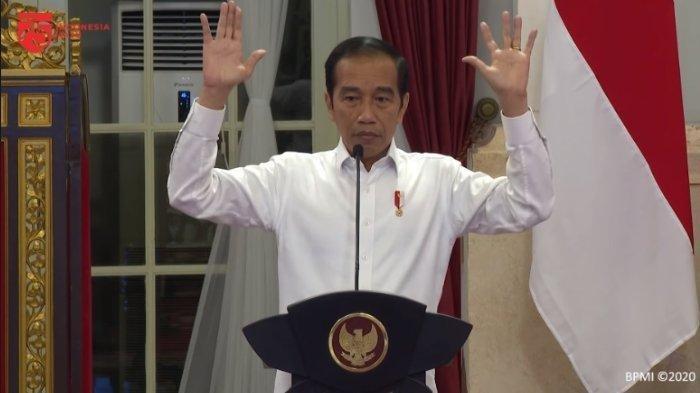 Lihat Tekanan Kata Pakar Komunikasi Soroti Ekspresi Jokowi saat Marah Sebut Luar Biasa Serius