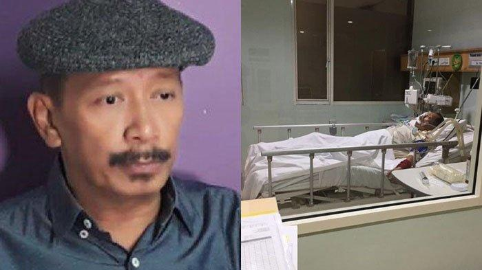 Polo Sempat Syuting Acara Komedi Sebelum Dirawat di Ruang ICU
