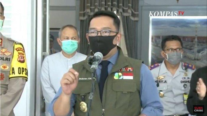 Ridwan Kamil Sebut Relaksasi Transportasi Umum Kurang Menguntungkan Dari Sisi Kesehatan