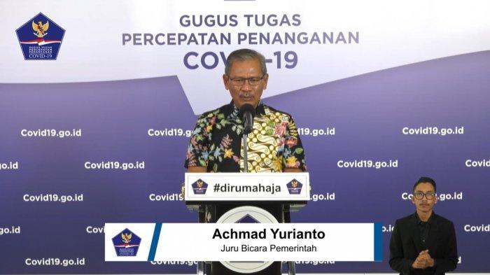 Tambah 85 Total Kasus di Jakarta 4.855 Daftar Sebaran Virus Corona di Indonesia Kamis (7/5/2020)