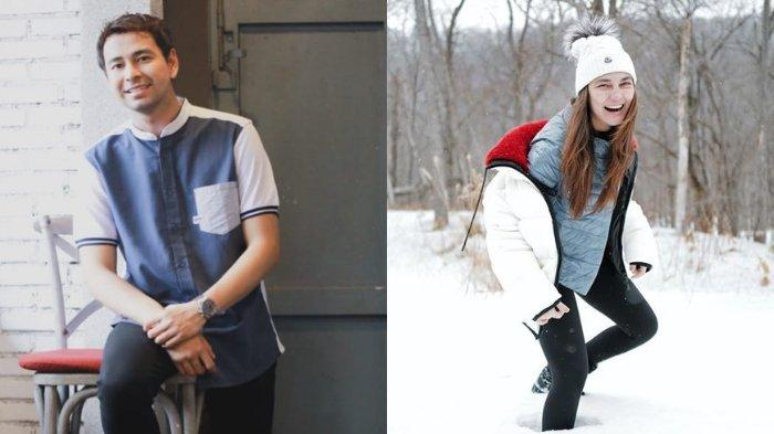 Tipe Kamu Banget Raffi Ahmad Bongkar Sebuah Rahasia Sebut Luna Maya Ditaksir Pria Korea