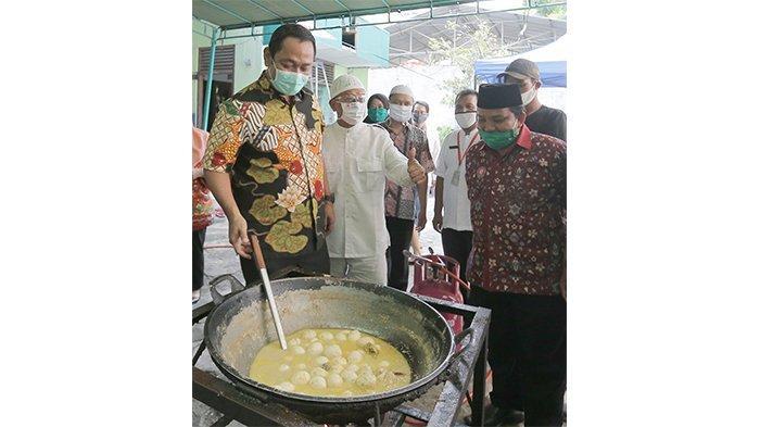 Warga Semarang Jalankan Konsep Lumbung Kelurahan Hadapi Tekanan COVID-19
