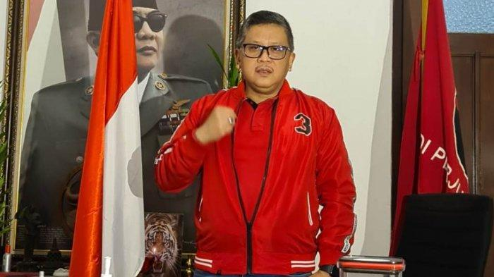 Webinar TMP Bawa Pesan Ideologis Hasto Kristiyanto