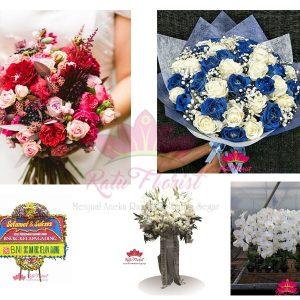Keuntungan Dengan Menggunakan Jasa Florist