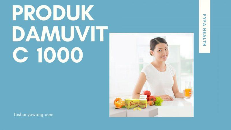 Produk Damuvit c 1000 dari Pyfa Health