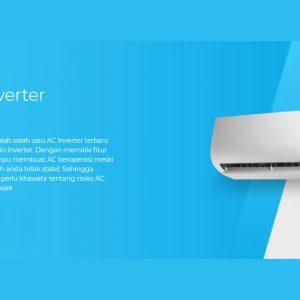 Rekomendasi AC Inverter Terbaru Daikin